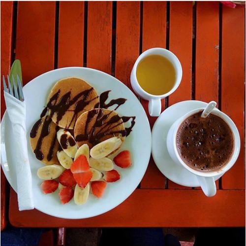 Hình ảnh món ăn nhẹ tại Pini Coffee